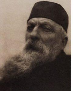 Auguste Rodin beeldhouwer