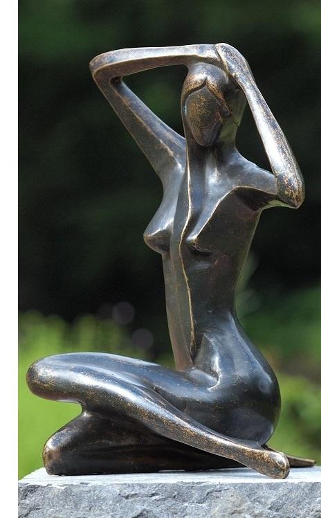 Bronzen tuinbeeld kopen