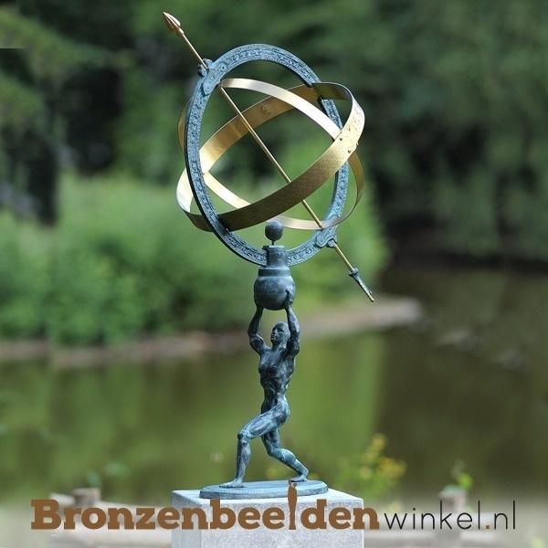 Zonnewijzers van brons