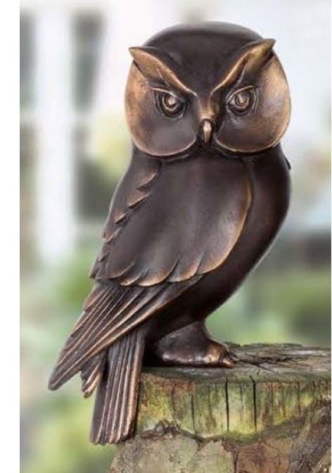 Dierenbeelden van brons