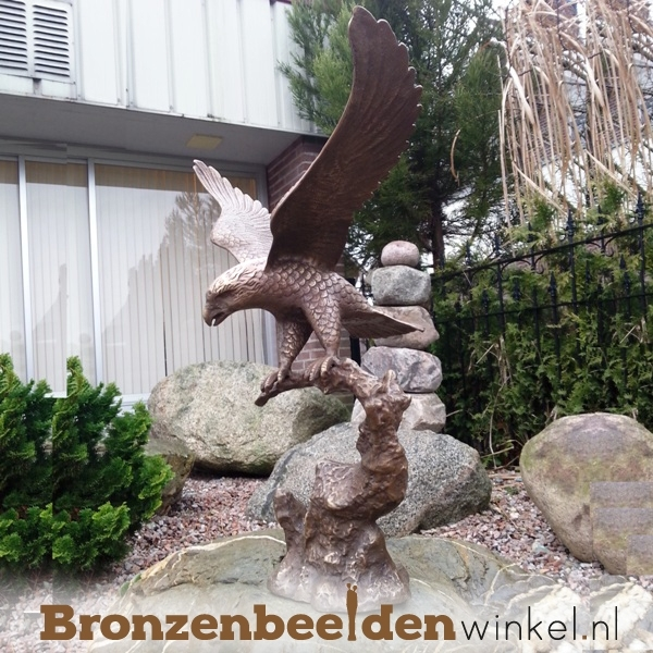 bronzen adelaars