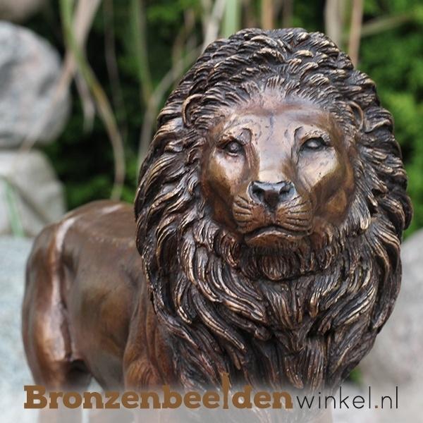 Bronzen leeuw, leeuwen van brons