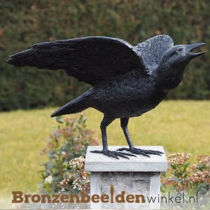 bronzen vogels, beeld vogel