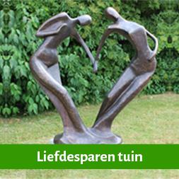Liefdesparen als huwelijkscadeau voor de tuin